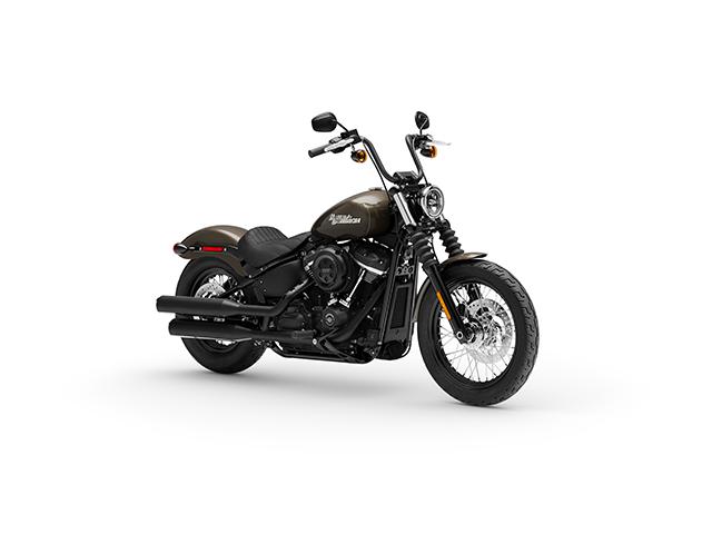 2020 Harley-Davidson Street Bob Image