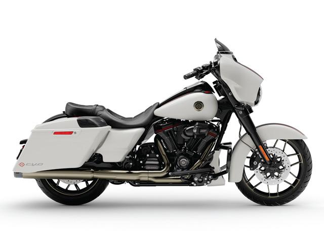 2021 Harley-Davidson CVO Street Glide (No SPO) Image