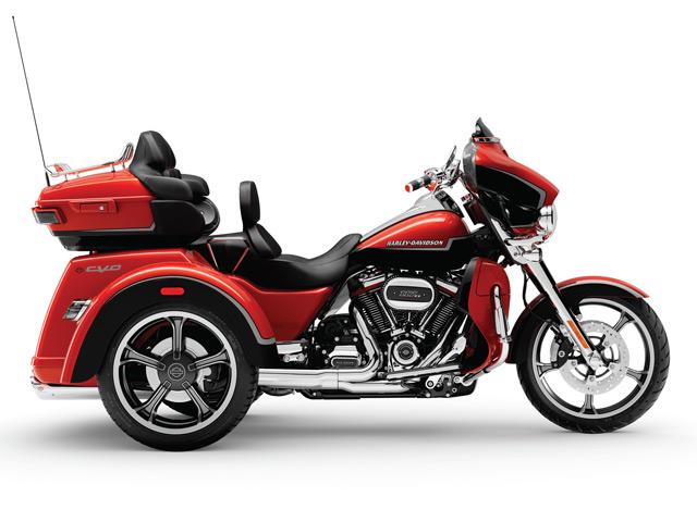 2021 Harley-Davidson CVO Tri Glide Image