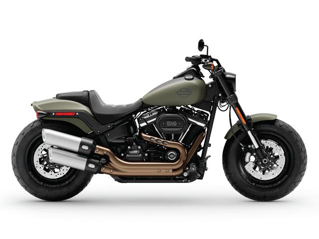 2021 Harley-Davidson Fat Bob 114 Image