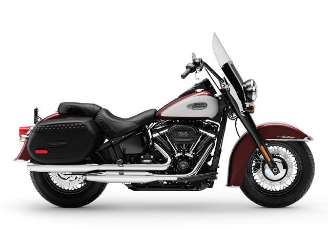 2021 Harley-Davidson Heritage Classic 114 Image