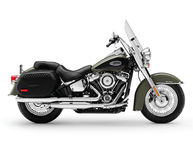 2021 Harley-Davidson Heritage Classic Image