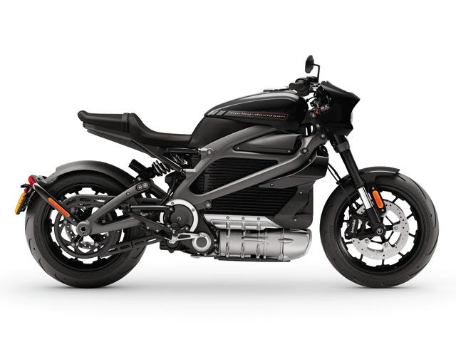2021 Harley-Davidson LiveWire Image