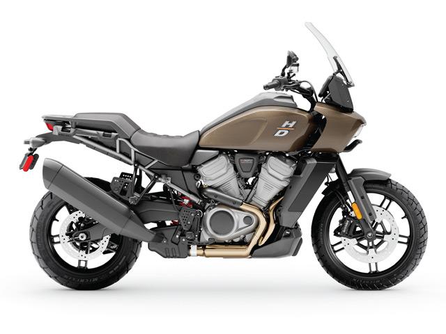 2021 Harley-Davidson Pan America Image