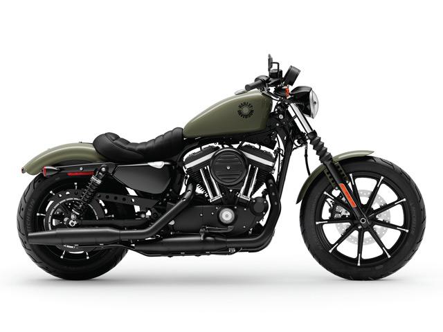 2021 Harley-Davidson Sportster Iron 883 Image