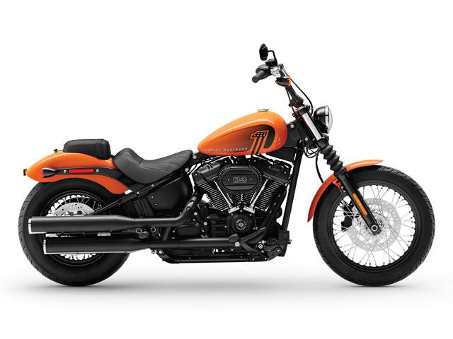 2021 Harley-Davidson Street Bob 114 Image