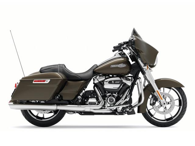 2021 Harley-Davidson Street Glide Image