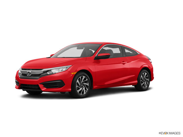 2018 Honda Civic Coupe Image