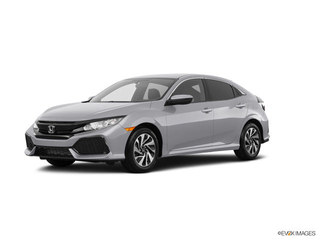 2018 Honda Civic Hatchback Image