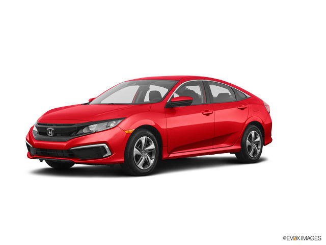 2019 Honda Civic Coupe Image