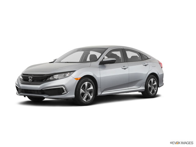 2019 Honda Civic Sedan Image