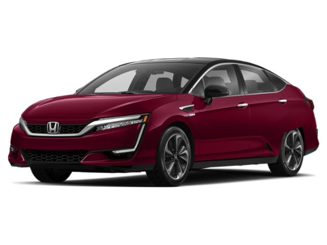2020 Honda Clarity Fuel Cell Image