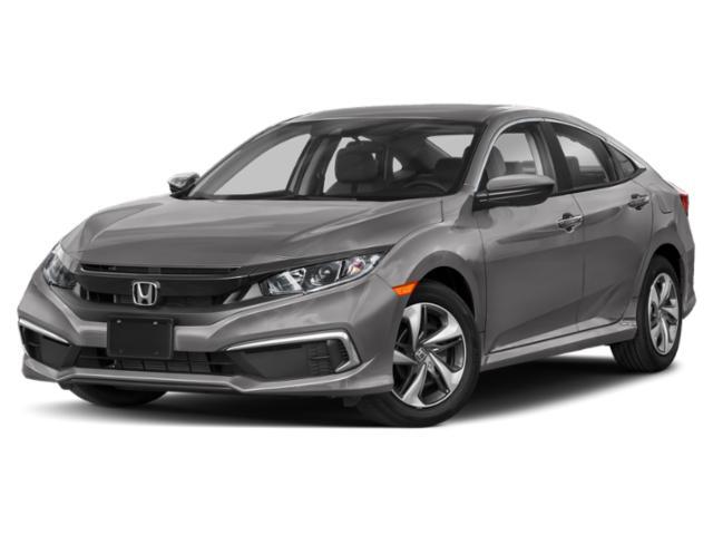 2021 Honda Civic Sedan Image