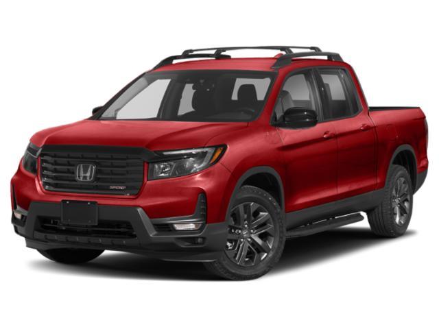 2021 Honda Ridgeline Image