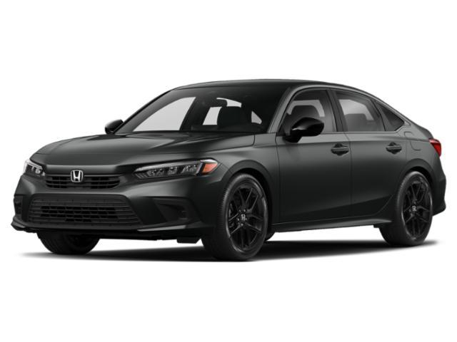 2022 Honda Civic Sedan Image