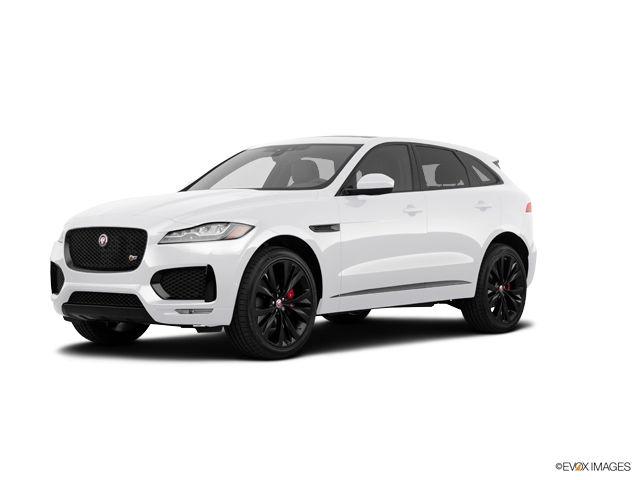 2019 Jaguar F-PACE Image