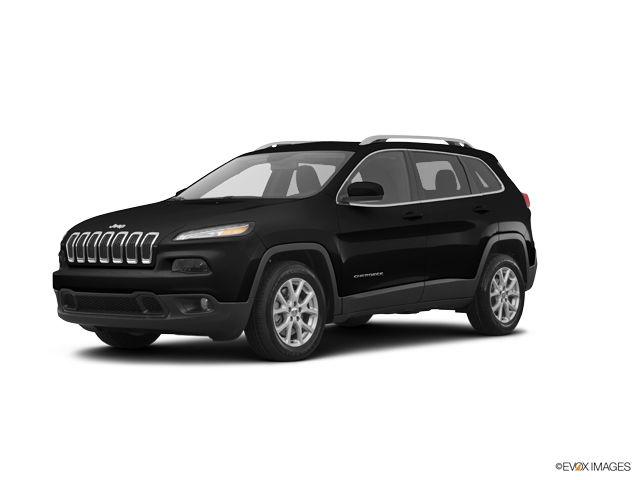 2018 Jeep Cherokee Image