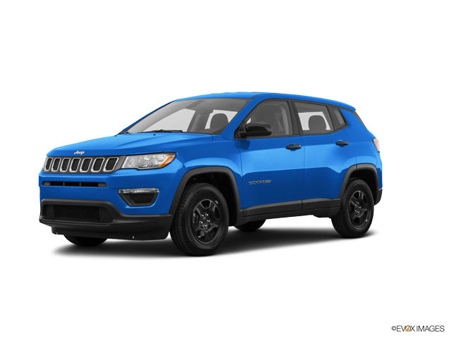 2018 Jeep Compass Image