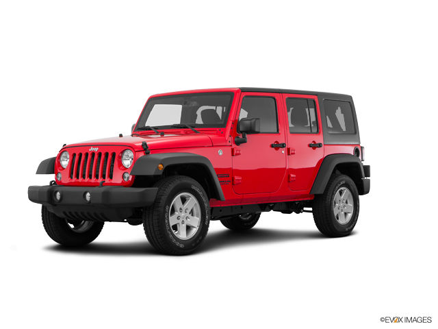 2018 Jeep Wrangler Unlimited Image