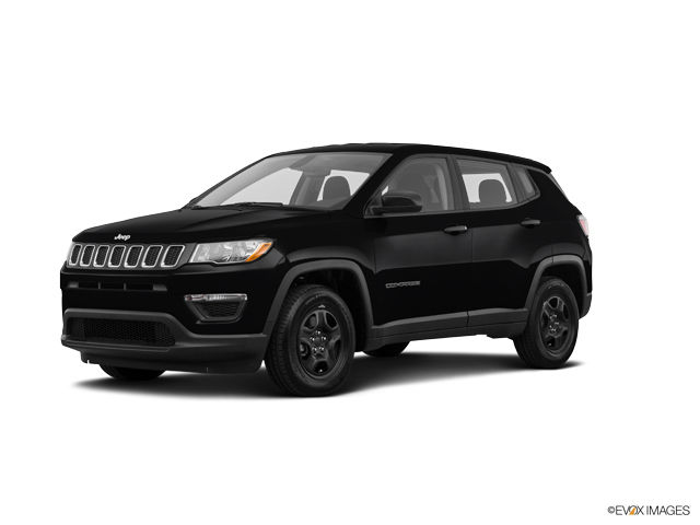 2019 Jeep Compass Image