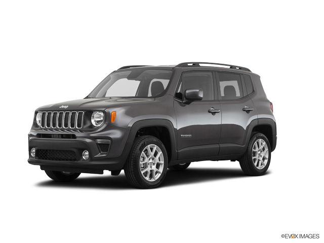 2019 Jeep Renegade Image