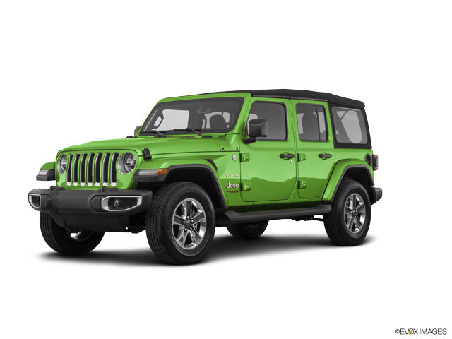 2019 Jeep Wrangler Unlimited Image
