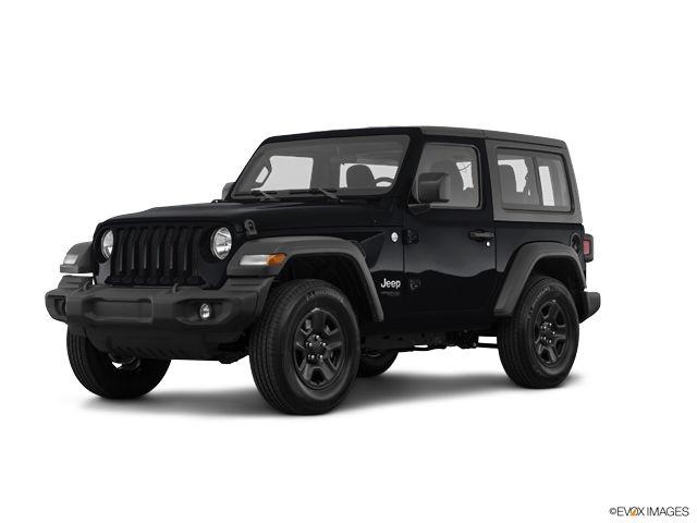2019 Jeep Wrangler Image