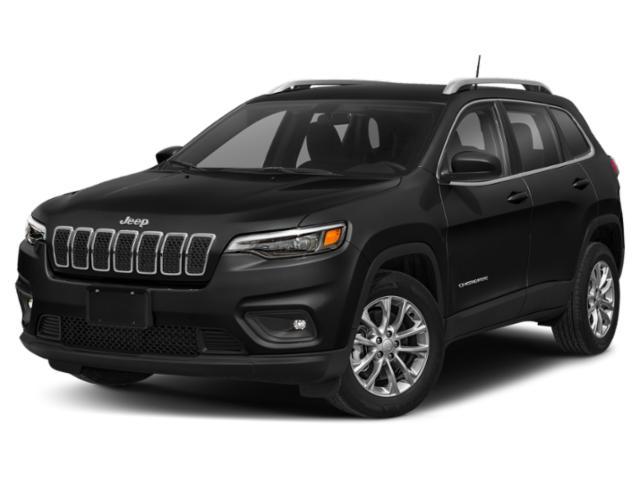 2020 Jeep Cherokee Image