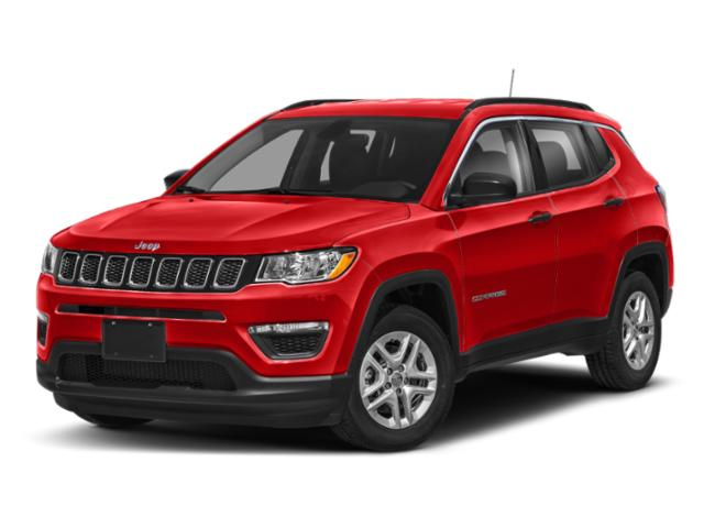 2020 Jeep Compass Image