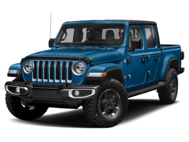 2020 Jeep Gladiator Image