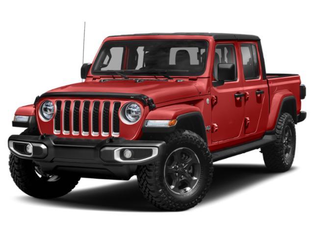 2020 Jeep Gladiator Image