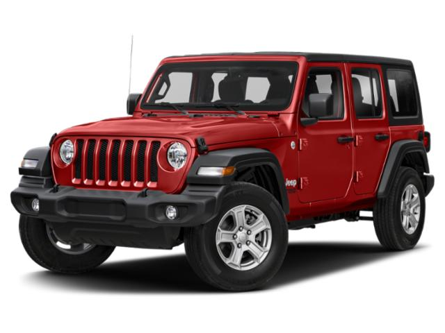 2020 Jeep Wrangler Unlimited Image