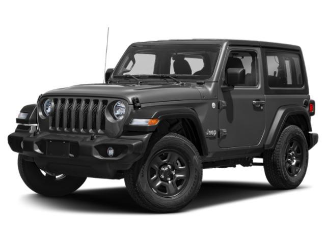 2020 Jeep Wrangler Image