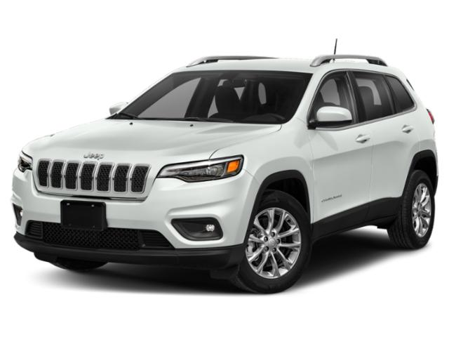 2021 Jeep Cherokee Image
