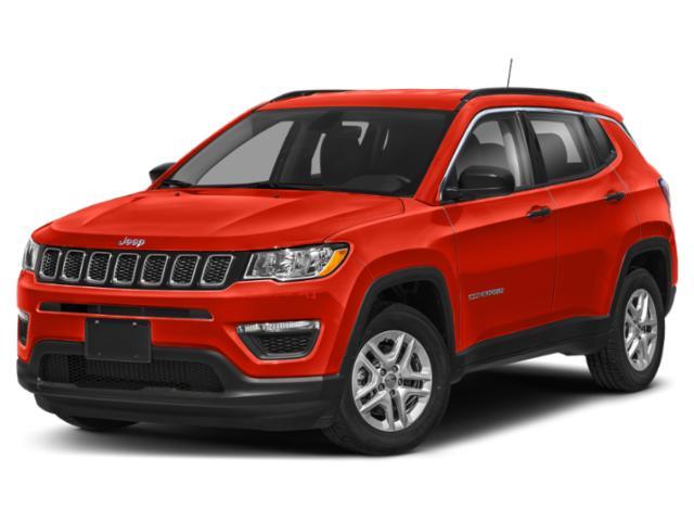 2021 Jeep Compass Image