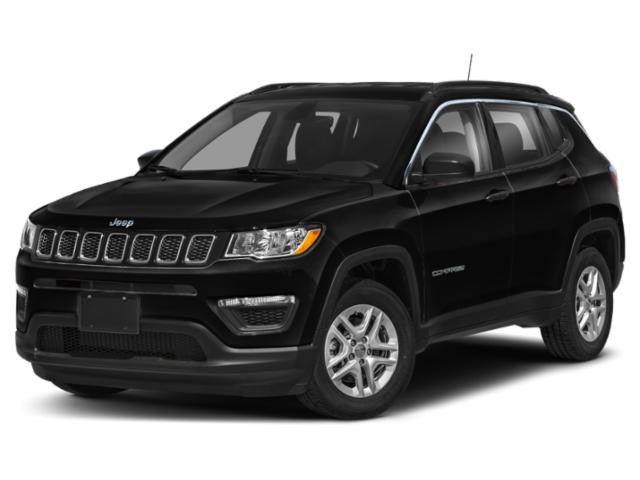 2021 Jeep Compass Image
