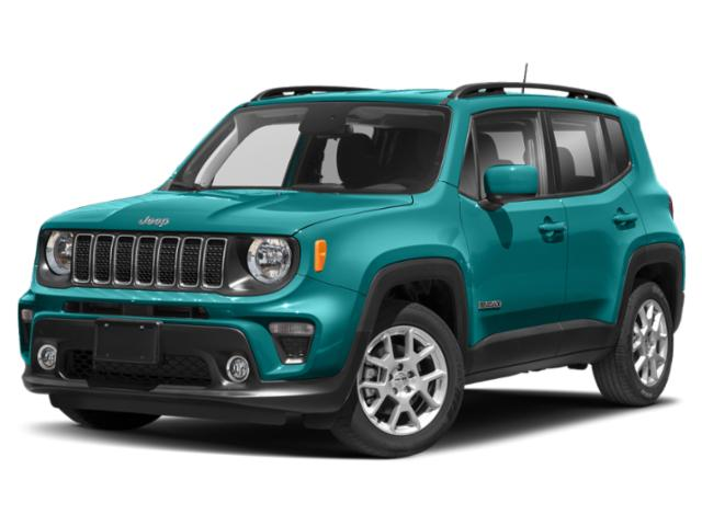 2021 Jeep Renegade Image