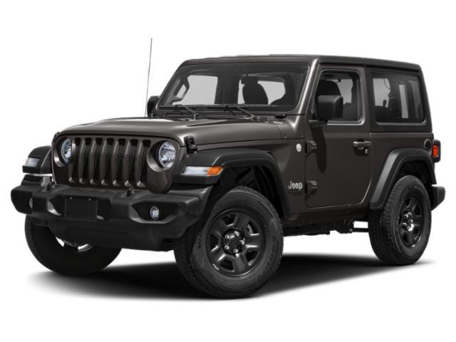 2021 Jeep Wrangler Image