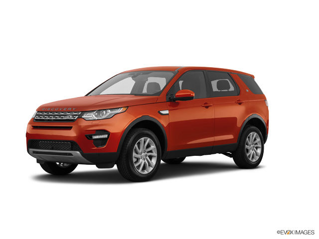 2018 Land Rover Discovery Sport Image
