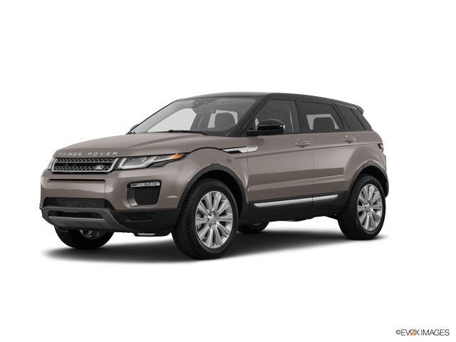 2018 Land Rover Range Rover Evoque Image