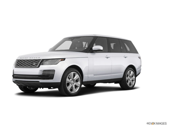 2018 Land Rover Range Rover Image