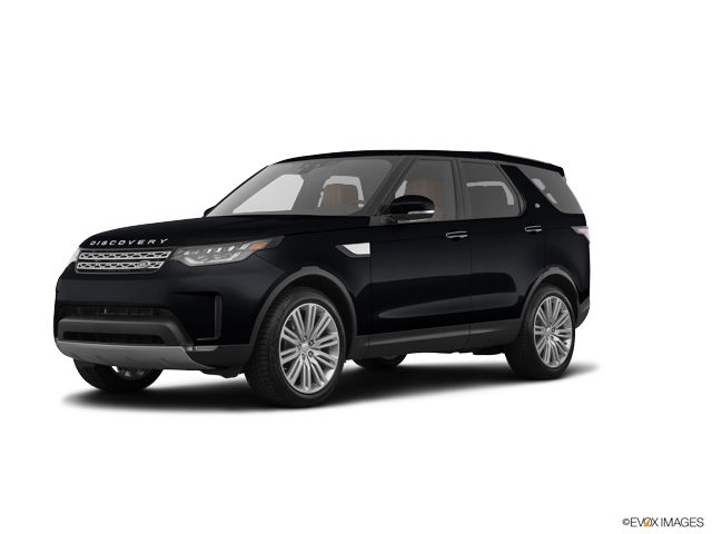 2019 Land Rover Discovery Image