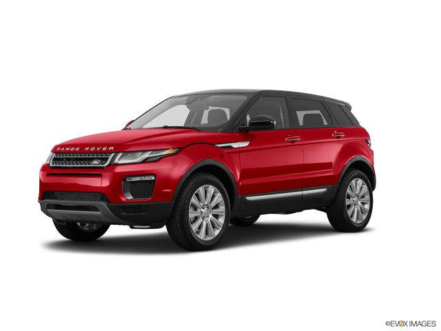 2019 Land Rover Range Rover Evoque Image