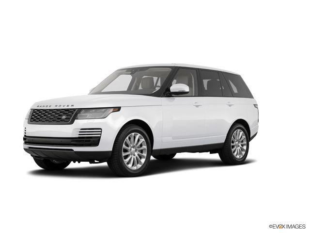 2019 Land Rover Range Rover Image