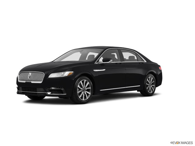 2019 Lincoln Continental Image