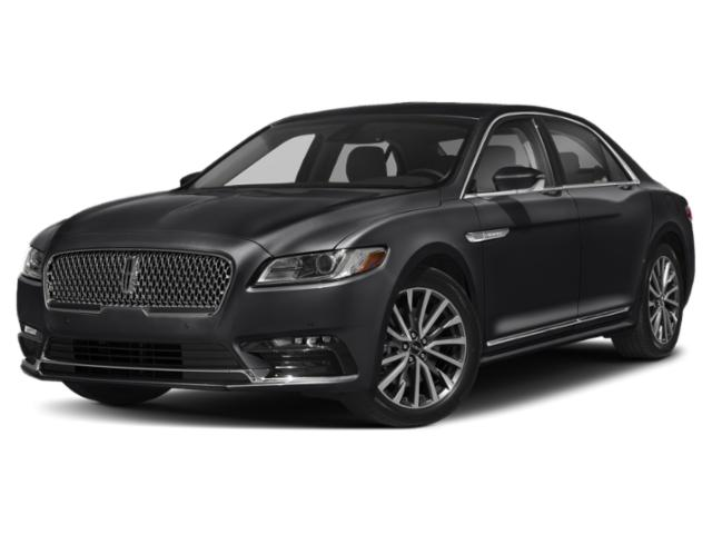 2020 Lincoln Continental Image