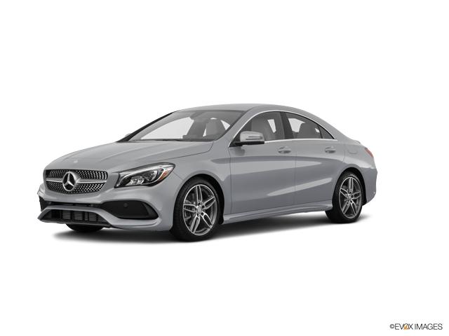 2018 Mercedes-Benz CLA Image