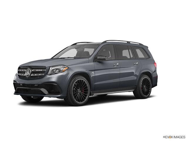 2018 Mercedes-Benz GLS Image