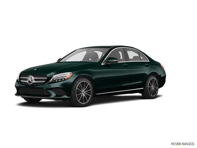 2019 Mercedes-Benz C-Class Image