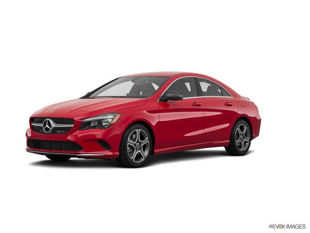 2019 Mercedes-Benz CLA Image